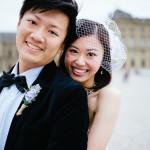 Orina & Lawrence aus Hongkong